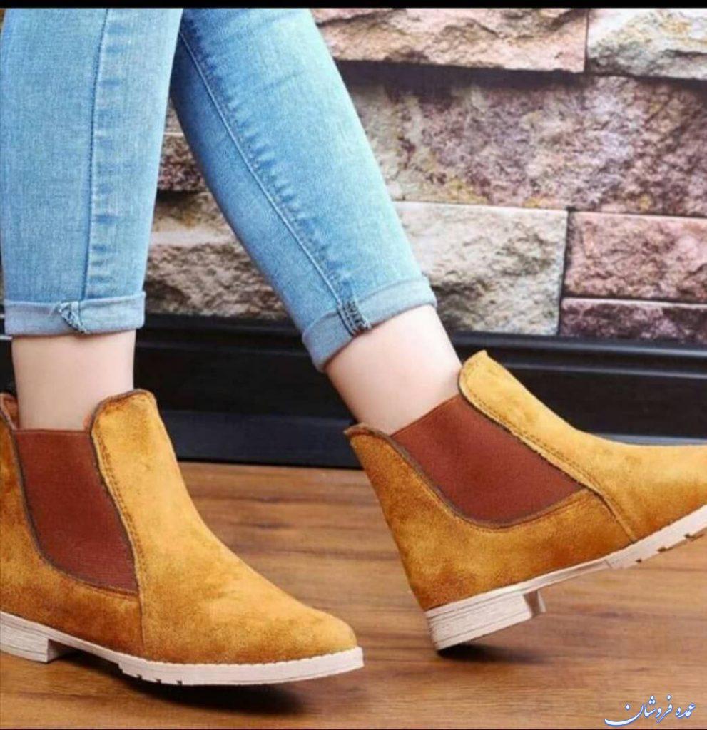 تولیدی کفش حلما ارزان